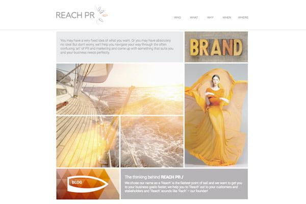 Reach PR