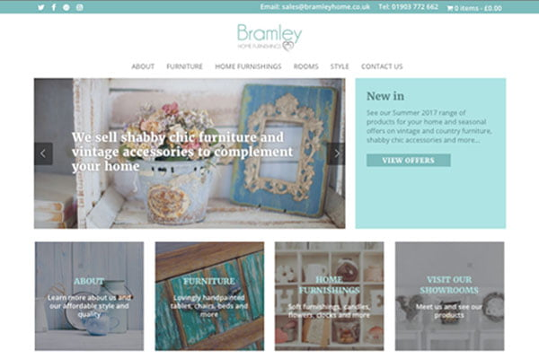 Bramley Home Furnishings