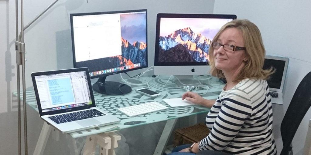 Jas Sheridan, Web Designer