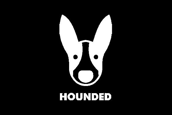 Hounded (Portsmouth) logo